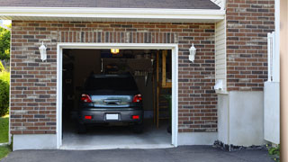 Garage Door Installation at Southwestern Bell Dallas, Texas